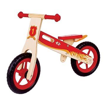 Bigjigs Toys Ma première draisienne (rouge)