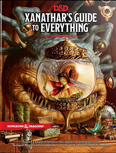 Buy Xanathars Everything Guide Now!