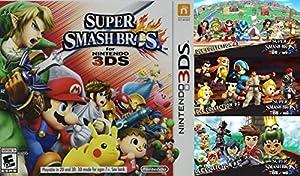 Super Smash Bros. Digital Complete Pack - 3DS - 3DS [Digital Code] by Nintendo