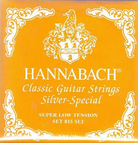 Hannabach Classical Guitar Super Low Tension