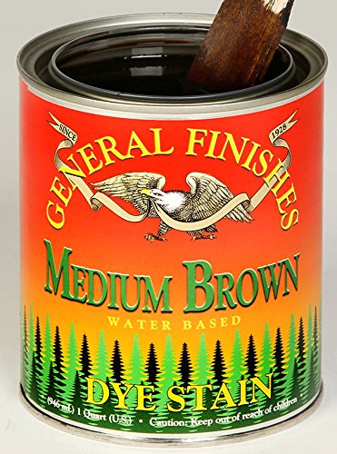 general-finishes-dpm-water-based-dye-1-pint-medium-brown