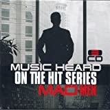 Mad Men: Music Heard on the Hit Series ~ 3 Cd Box Set [Import] Vic Damone, Rosemary Clooney, Ella Fitzgerald, Perry Como, George Jones,percy Faith, the Andrews Sisters, Ben Webster & Skeeter Davis -Mad Men Tv Series