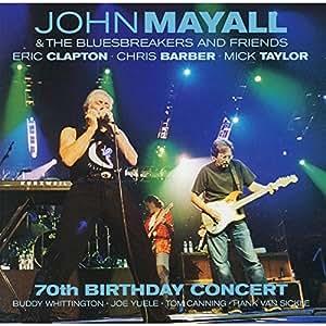 70th birthday concert