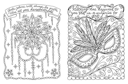 Posh adult coloring book god is good posh coloring books Good coloring books for adults
