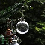 New 20PCS Shatterproof Baubles CHRIST...