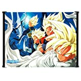 DragonBall Z Anime Fabric Wall Scroll Poster (22