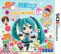 "Hatsune Miku: Project Mirai DX - Nintendo 3DS from ""Sega of America, Inc."""