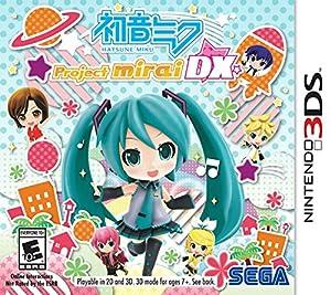 "Hatsune Miku: Project Mirai DX - Nintendo 3DS from ""Sega of America, Inc."""