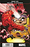 img - for Hulk #21 Fall of the Hulks Conclusion with Ed McGuinness Cover First Printing book / textbook / text book