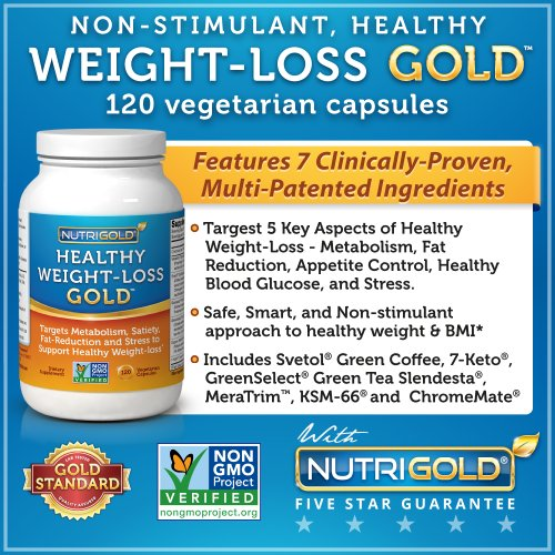 healthy weight loss gold 120 vegetarian capsules contains svetol green coffee bean extract 7. Black Bedroom Furniture Sets. Home Design Ideas