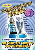 Howe's Transcendental Toybox - 2003 Update Edition: The Unauthorised Guide to Doctor Who Collectibles (No. 1) (190388957X) by Howe, David J