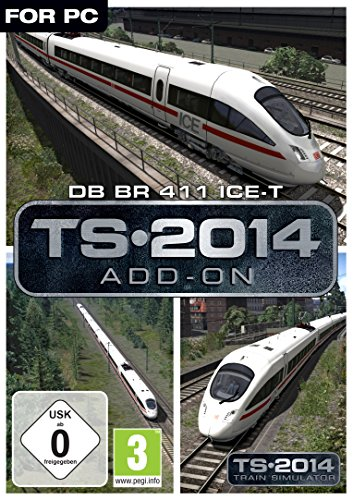 Train Simulator 2014 - DB BR 411 ICE-T EMU Add-On Online Code (PC)