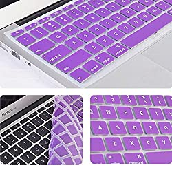 Crystal Guard Tpu Soft Silicone Keyboard Case Cover Protector For Apple Macbook Air 11.6