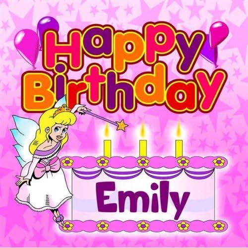 Amazon.com: Happy Birthday Emily: The Birthday Bunch