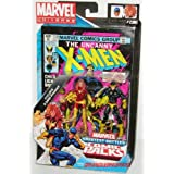 Marvel Universe Comic 2 pack: The Uncanny X-Men - Cyclops & Dark Phoenixby Hasbro