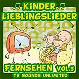 Kinder Lieblingslieder: Fernsehen, Vol. 3