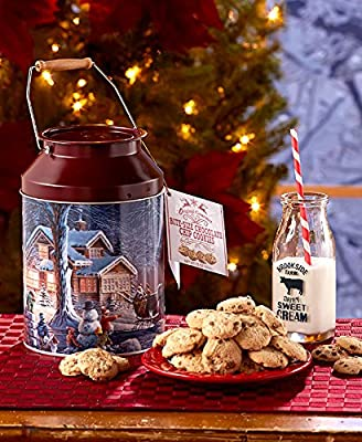 Chocolate Chip Cookie Milk Tins from GetSet2Save
