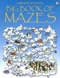 The Big Book of Mazes (Usborne Mazes) K. Blundell