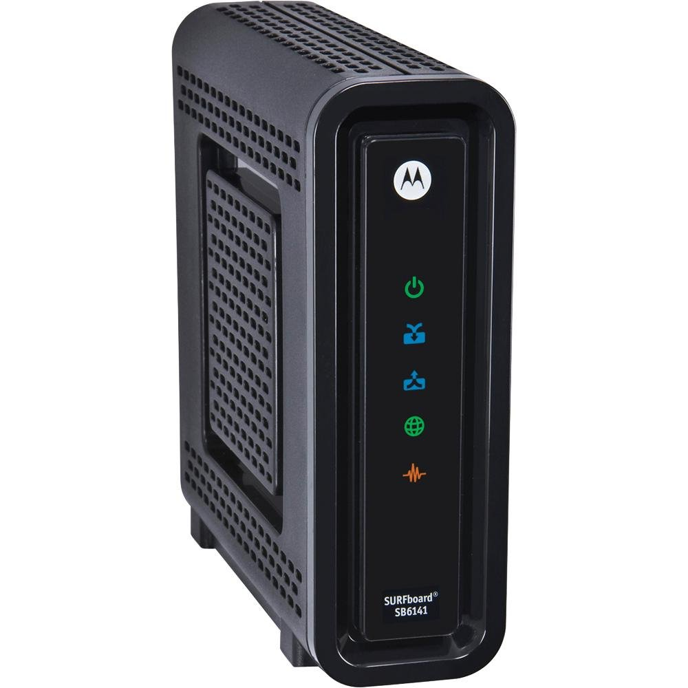Motorola SURFboard SB6141 DOCSIS 3.0 High-Speed Cable Modem (OEM Brown Box)