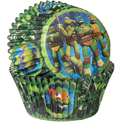 Wilton-415-7745-50-Count-Teenage-Mutant-Ninja-Turtles-Baking-Cups