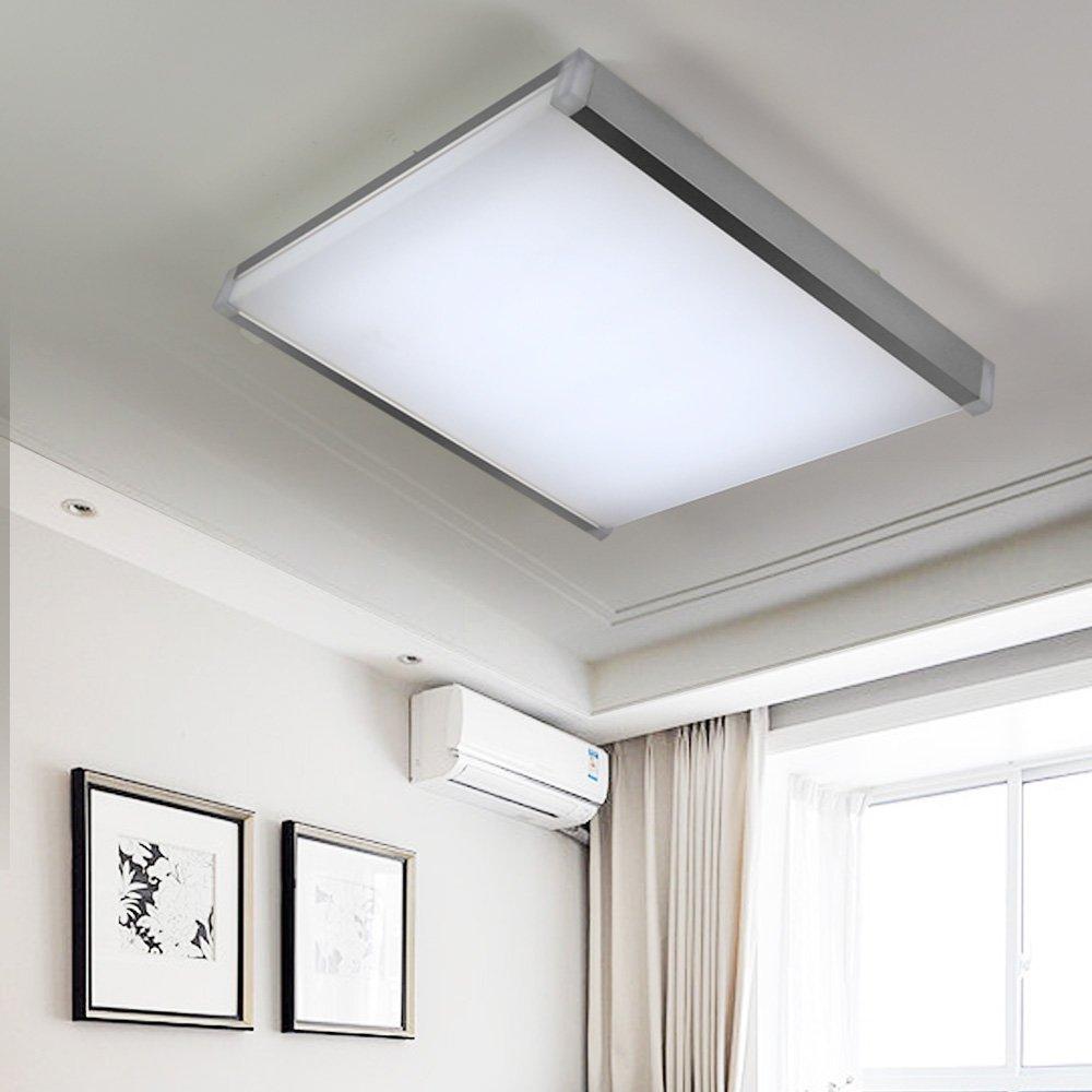 natsen led modern deckenlampe wandlampe i502 36w warmwei kaltwei neutralwei mit. Black Bedroom Furniture Sets. Home Design Ideas