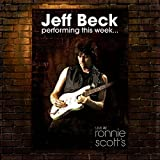 Performing This Week...Live At Ronnie Scott's By Jeff Beck (2008-12-01)