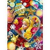 ダイゴー ディズニー 3Dポストカードクリスマスオーナメント アリス S3676
