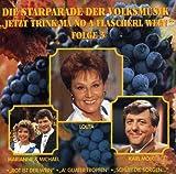 img - for Die Starparade Der Volksmusik -