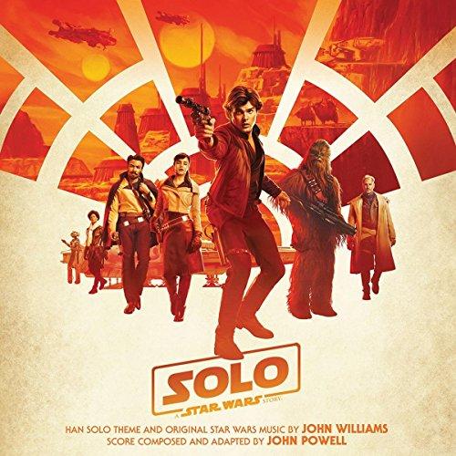 Audio CD : Solo: A Star Wars Story (Original Motion Picture Soundtrack) [+Peso($34.00 c/100gr)] (US.AZ.11.88-0-B07CCZYG7Q.387)
