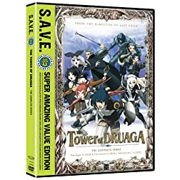 Tower Of Druaga: Box Set S.A.V.E.
