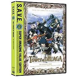 Tower Of Druaga: Box Set S.A.V.E.