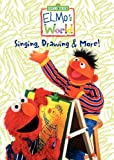 Elmo's World - Singing Drawing & More [DVD] [Import]