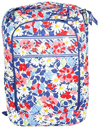 Vera Bradley Laptop Backpack (Summer Cottage)