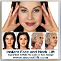 Best Cheap Deal for Instant Face, Neck and Eye Lift (Dark Hair) by CosmeSearch, Inc. - Free 2 Day Shipping Available
