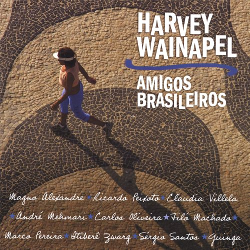 Amigos Brasileiros by Harvey Wainapel