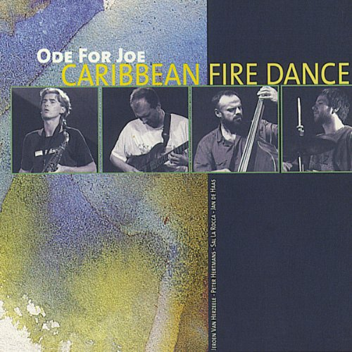 Caribbean Fire Dance