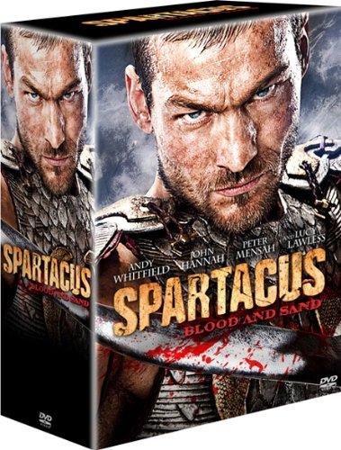 スパルタカス DVDコレクターズBOX