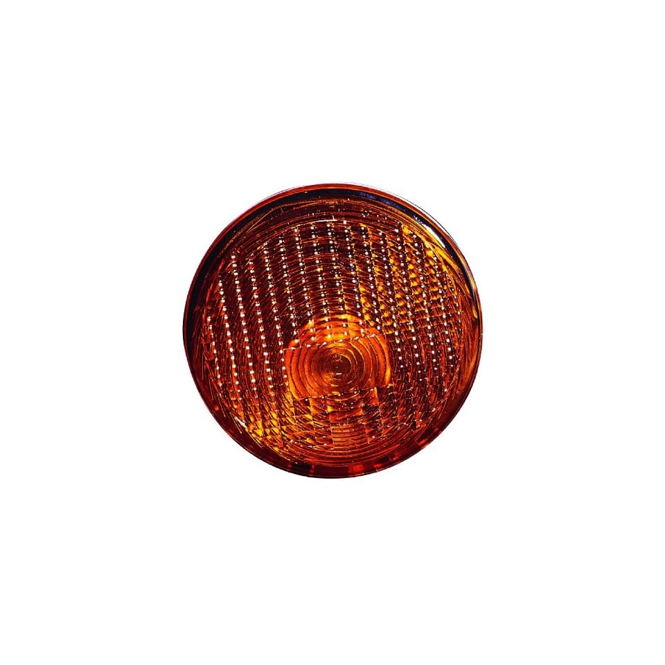 Depo 333 1632R US Jeep Wrangler Passenger Side Replacement Parking/Signal Light Unit without Bulb
