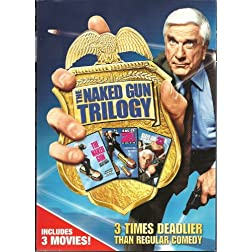 Naked Gun: Trilogy Collection