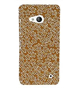 Floral Design Cute Fashion 3D Hard Polycarbonate Designer Back Case Cover for Microsoft Lumia 550