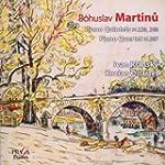 Martinu : Quintettes pour piano n� 1...