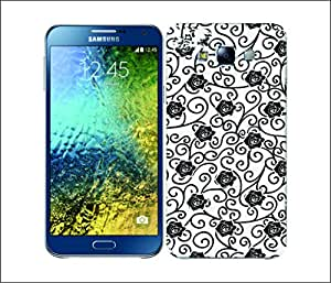 Galaxy Printed 2236 Lacrimosa DeathOfRoses Hard Cover for Samsung A7