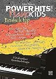 Power Hits For Piano Kids Deutsch Pop: 10 leichte Bearbeitungen aktueller deutscher Pop-Hits f??r Klavier by Robert Francis (2007-10-06)