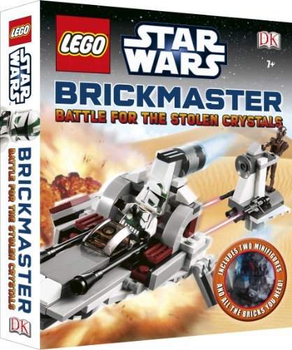 By Elizabeth Dowsett - Lego Star Wars: Battle for the Stolen Crystals Brickmaster (Har/Toy) (7/20/13)