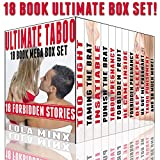 ULTIMATE TABOO (18 BOOK FORBIDDEN BOX SET)