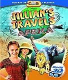 Jillians Travels-Africa 3D [Blu-ray]