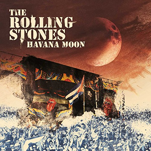 Rolling Stones - Havana Moon (4 Dvd)