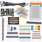DIYMALL 電子部品(抵抗/コンデンサー)キットfor Arduino