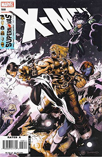 x-men-2nd-series-188-vf-nm-marvel-comic-book