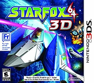 Star Fox 64 3D - Nintendo 3DS Standard Edition